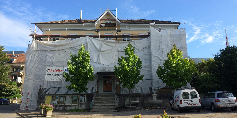 Gemeindehaus Bettlach (1)